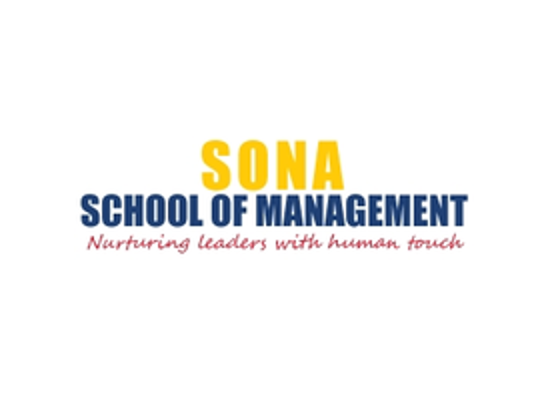 Sona School of Management conference