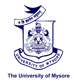 University of Mysore workshop