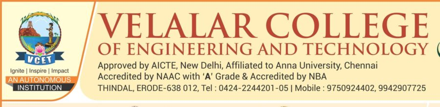 CfP: Conference on Innovative Research in Thermal & Manufacturing Engg at VCET, Madurai [Oct 17-18]: Submit by Sep 28: Expired