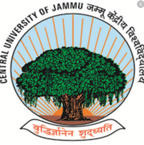 JOB POST: JRF (Biotech/ Physics/ Chemistry) at Central University of Jammu: Walk-in-Interview on Oct 4