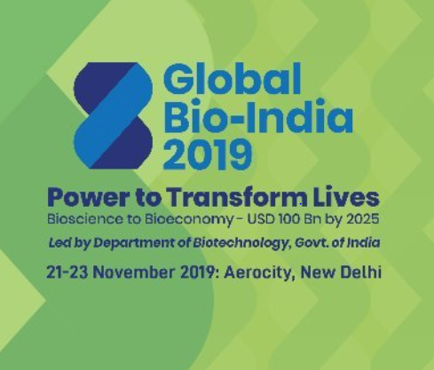 Global Bio-India 2019 at Department of Biotechnology, Government of India, New Delhi