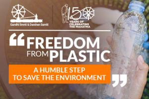 Paragraph Writing Contest on Freedom From Plastic by Gandhi Smriti and Darshan Samiti: Submit by Sep 30