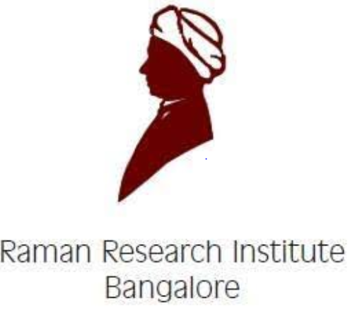 JOB POST: Research Assistant (Physics/ Chemistry) at Raman Research Institute, Bangalore: