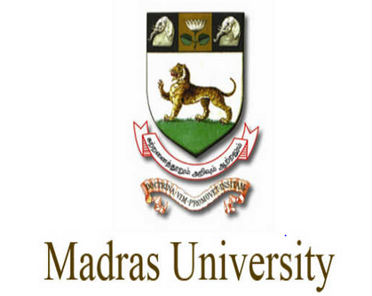 Call for Applications: Teaching cum Research Fellow at University of Madras: