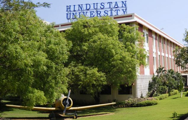 phd admissions hindustan institute technology science chennai