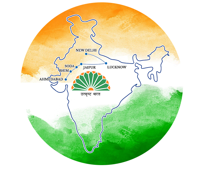 Democracy Express, Immersion Programme in Indian Politics [Dec 21-29, Delhi to Ahmedabad]: Apply by Nov 3