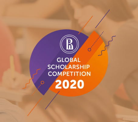 Global scholarship competition 2020