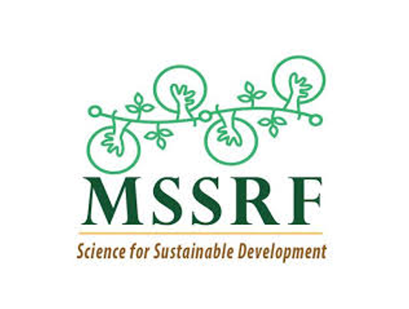 MSSRF fellowship