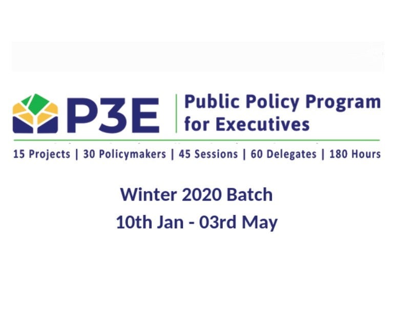 Public policy course Vision India winter 2020