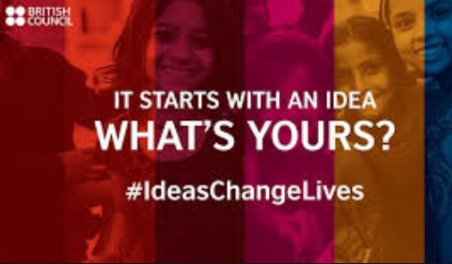 #IdeasChangeLives: Global Innovation Challenge by The British Council [Funding Upto Rs. 15L]: Submit by Jan 10