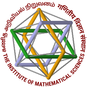 The Institute of Mathematical Sciences, Chennai  WORKSHOP