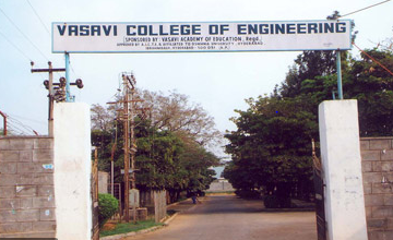 job teaching non posts vasavi college engineering hyderabad