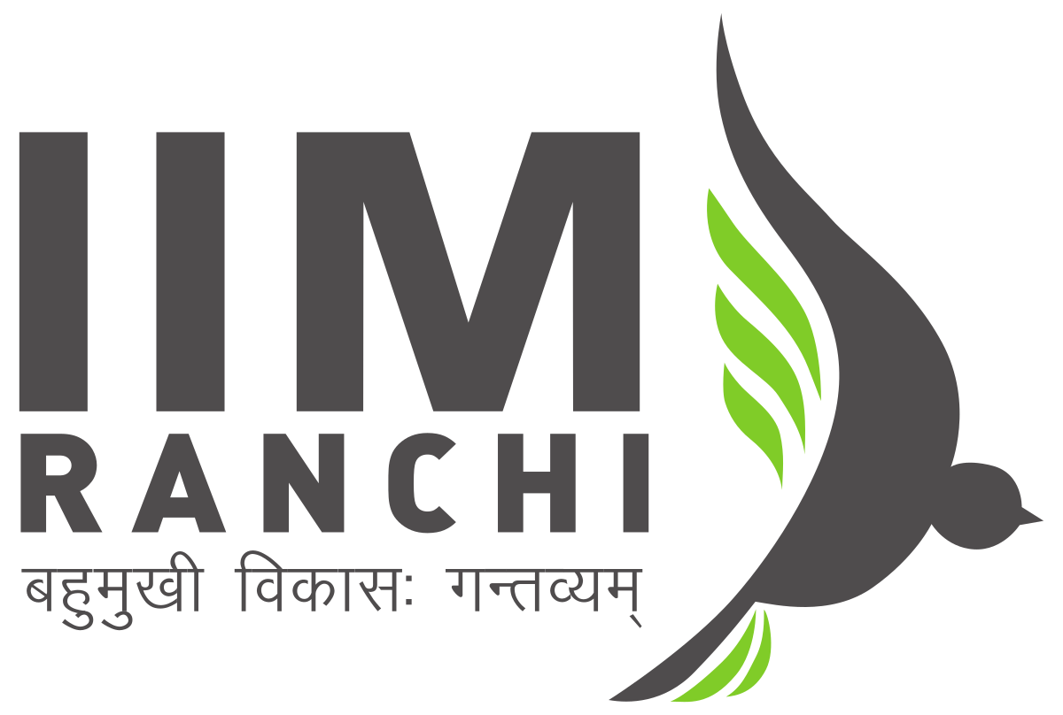 IIM Ranchi Faculty jobs