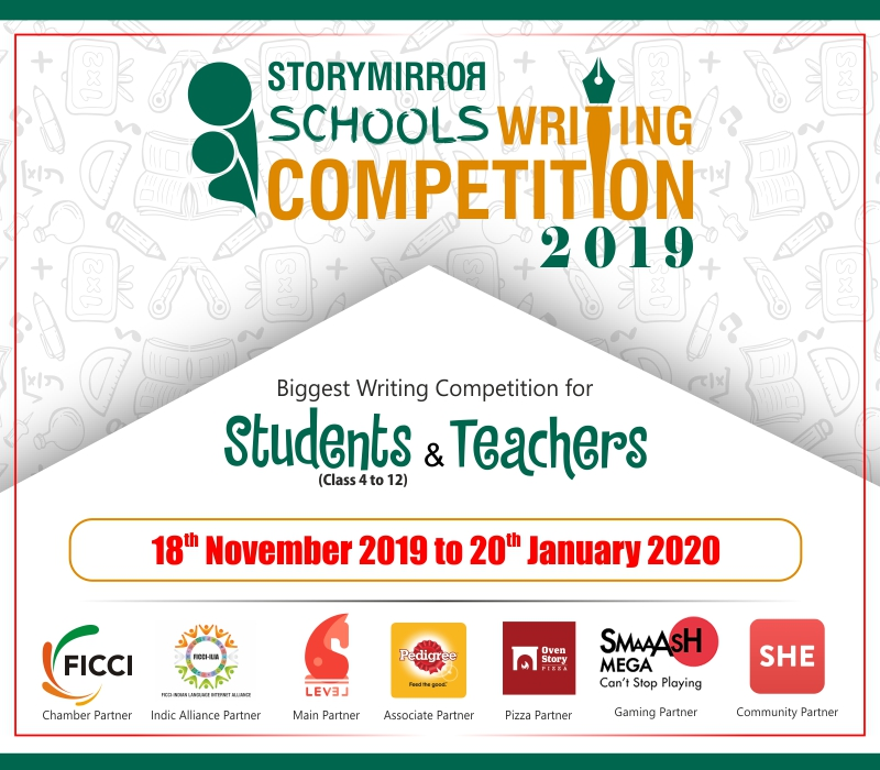 StoryMirror Schools Writing Competition 2019 in 10 Languages: Submit by Jan 20