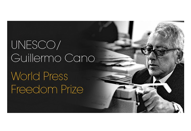 Call for Nominations: UNESCO/Guillermo Cano World Press Freedom Prize 2020: Submit by Feb 15, 2020: Expired