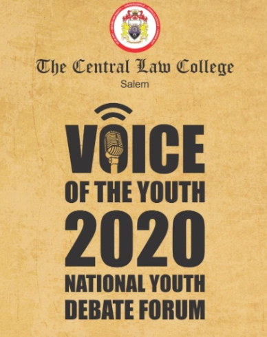 Voice of Youth debate salem