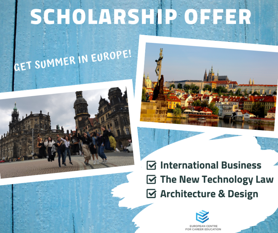 ECCEDU Scholarship for Global Career Summer Programs