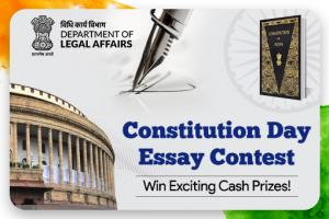 Constitution Day Essay Contest Ministry Law Justice