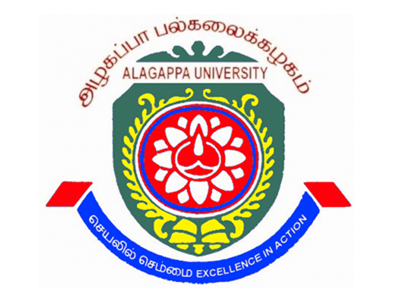 CfP: Conference on Mathematical Modeling & Computational Methods in Science & Engineering at Alagappa University, Tamil Nadu [Jan 22-24]: Submit by Jan 6