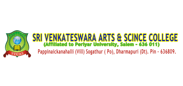 CfP: Conference on Innovative Research at Sri Venkateswara College of Art & Science, Tamil Nadu [Feb 28, 2020]: Submit by Feb 25