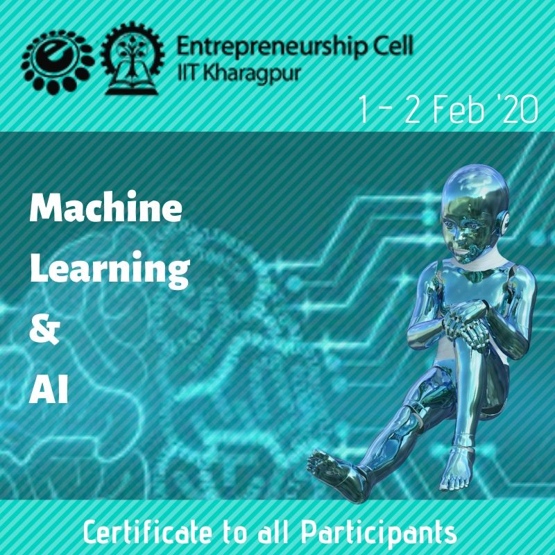 Ecell IIT Kharagpur Workshop Series Feb 2020