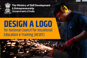 Logo Design Contest for National Council for Vocational Education & Training [Prize worth Rs. 20K]: Submit by Dec 31