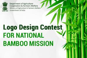 Logo Design Contest for National Bamboo Mission [Prize worth Rs. 10K]: Submit by Dec 31