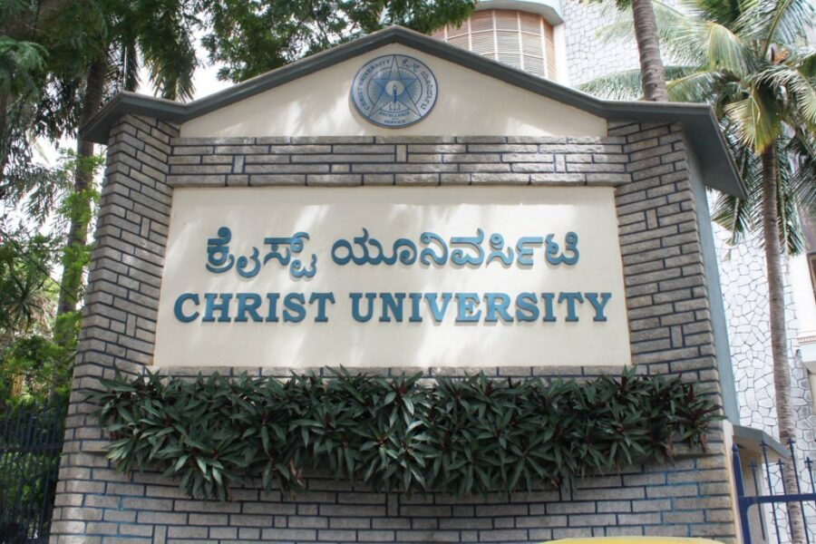 CFP: Webinar on Progress and Promises in Chemical Sciences by Christ: Submit by Jan 25