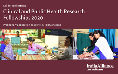 Clinical and Public Health Research Fellowships