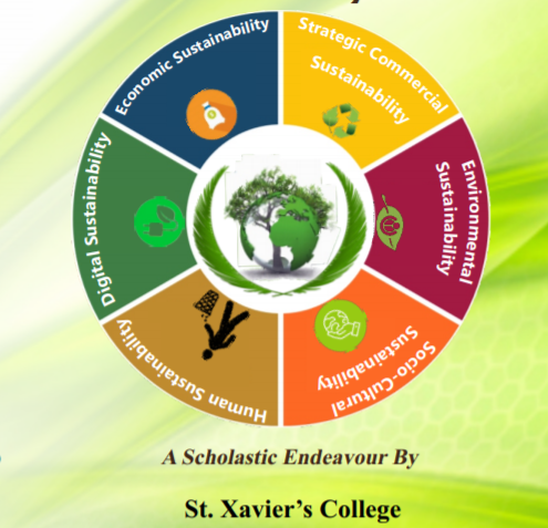 Conference Sustainable Development Perspective St Xaviers Jaipur