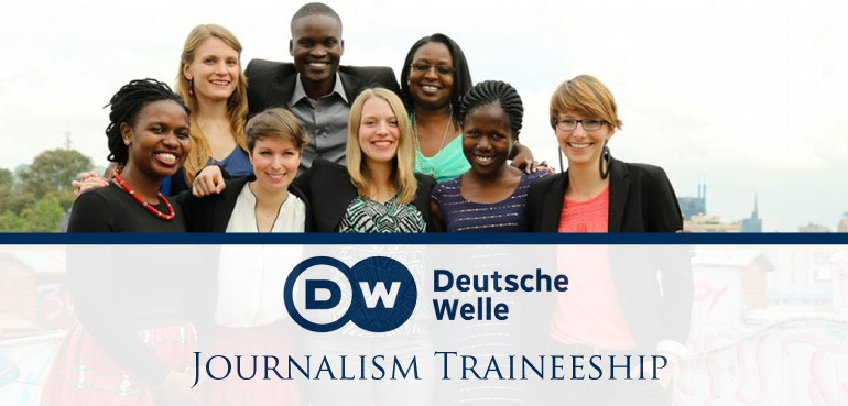 Deutsche Welle International Journalism Traineeship