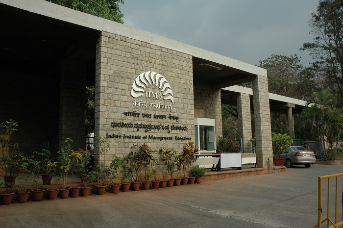 IIM Bangalore Faculty jobs March 2020