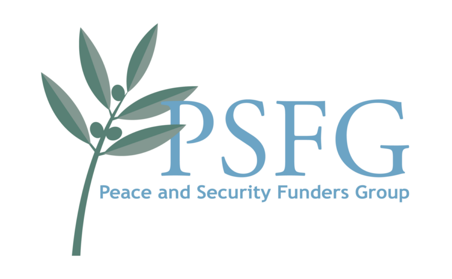 Peace Security Funders Group Summer Fellowship 2020