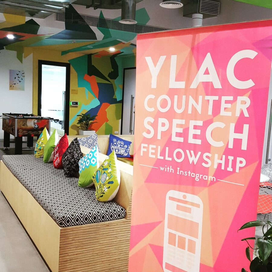 Counter Speech Fellowship by YLAC India & Instagram for School Students [Kathmandu]: Apply by Feb 1