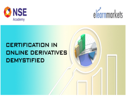 online certification in derivatives NSE Academy