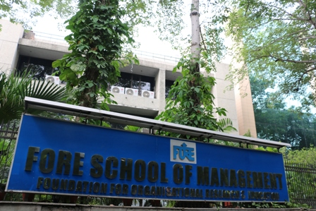 Fellow Programme in Management (FPM) at FORE School of Management, Delhi: Apply by Feb 24