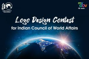 Logo Contest for the Indian Council of World Affairs [Prize worth Rs. 25K]: Submit by Mar 16: Expired