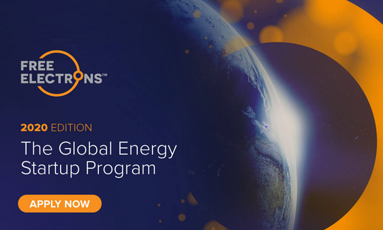 The Global Energy Start-Up Program 2020 by Free Electrons [Prizes Upto Rs. 1.4 Cr]: Apply by Jan 31