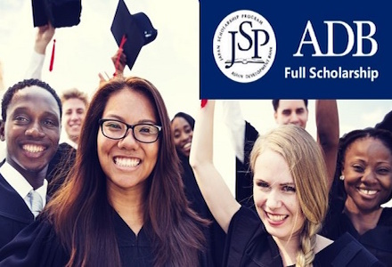 Asian Development Bank-Japan Scholarship Program for Masters Students: Apply by Mar 31: Expired
