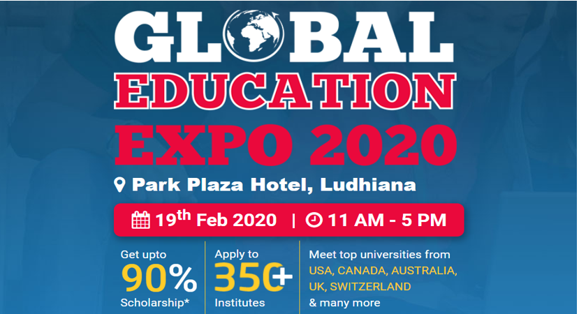 Global Education EXpo 2020 Ludhiana