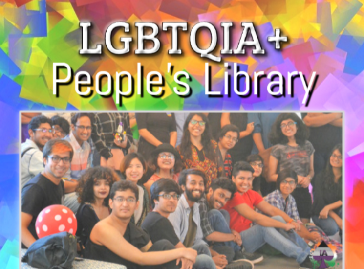 LGBTQIA and People's Library by Indian Aces [March 29, Delhi]: Registrations Open
