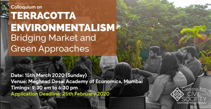 CCS' Colloquium on Terracotta Environmentalism
