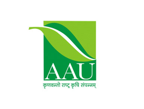 anand agricultural university job