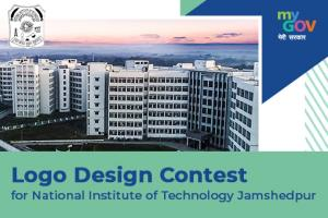 Logo Design Contest for NIT Jamshedpur [Prize worth Rs. 25K]: Submit by Feb 25: Expired
