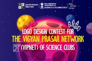 Logo Design Contest Vigyan Prasar Network (VIPNET) Science Clubs