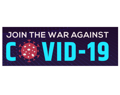 Join the War Against COVID-19: Register as a Volunteer