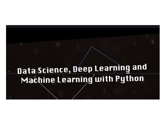 Machine Learning, Data Science and Deep Learning with Python for as low as ₹455 [Limited Time Offer]: Register Now!