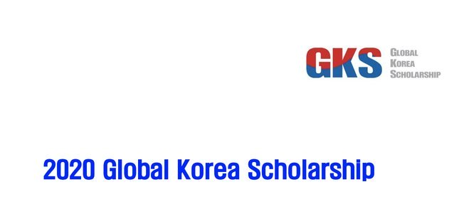 2020 global korea scholarship masters doctoral research