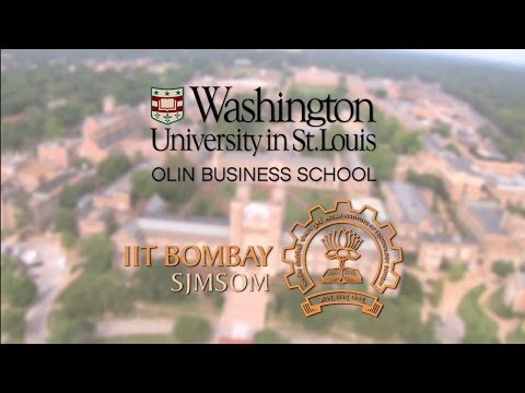 IIT Bombay-Washington University in St. Louis Executive MBA Program [Starts from Oct 2020]: Apply by Apr 30