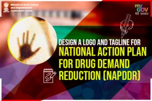 Logo Tagline Contest National Action Plan Drug Demand Reduction